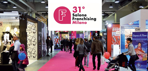 31° Salone del Franchising 3-5 novembre 2016 - FIERA MILANO CITY