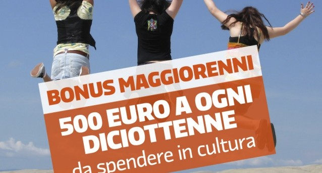 Spendi il tuo Bonus Cultura su Amazon