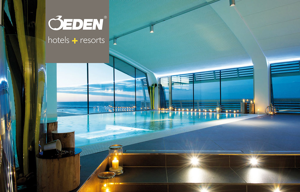 Last minute offer Italy: Enjoy a 15% discount on All Eden Hotels