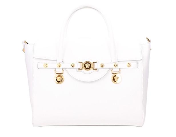 borsa bianca - total white