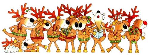 Renne Babbo Natale.Le Origini Delle Renne Di Babbo Natale Santa Claus Tutto Sul